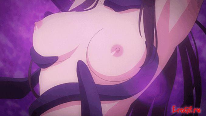 Хентай гифки, эротические порно аниме гиф. Красивые, анимированые японские девушки
