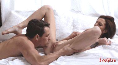 Кунилингус куни порно гифки лижут киску пизду вагину гиф